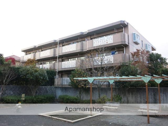東京都町田市、町田駅徒歩17分の築21年 3階建の賃貸マンション