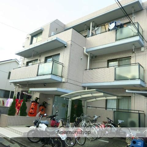 神奈川県座間市、小田急相模原駅徒歩10分の築29年 3階建の賃貸マンション