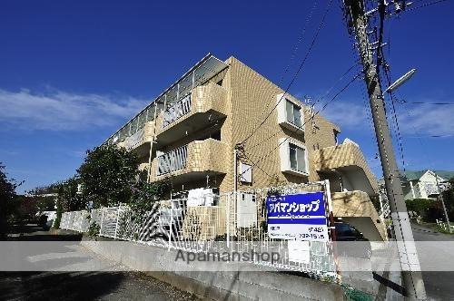東京都町田市、玉川学園前駅徒歩15分の築26年 3階建の賃貸マンション