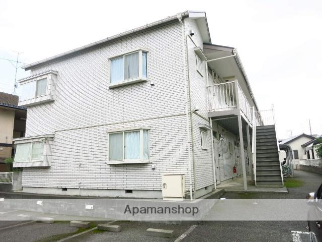 神奈川県相模原市南区、古淵駅徒歩12分の築23年 2階建の賃貸アパート