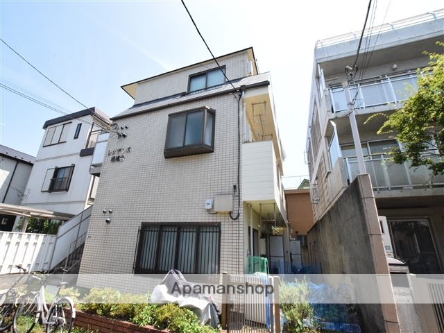 神奈川県相模原市南区、小田急相模原駅徒歩14分の築31年 3階建の賃貸マンション