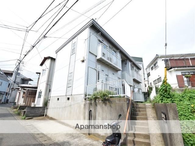 神奈川県相模原市南区、相武台前駅徒歩8分の築32年 2階建の賃貸アパート