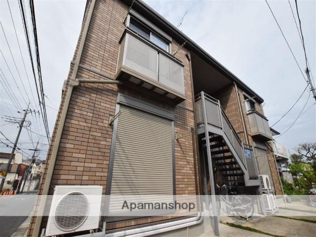 神奈川県座間市、入谷駅徒歩24分の築6年 2階建の賃貸アパート