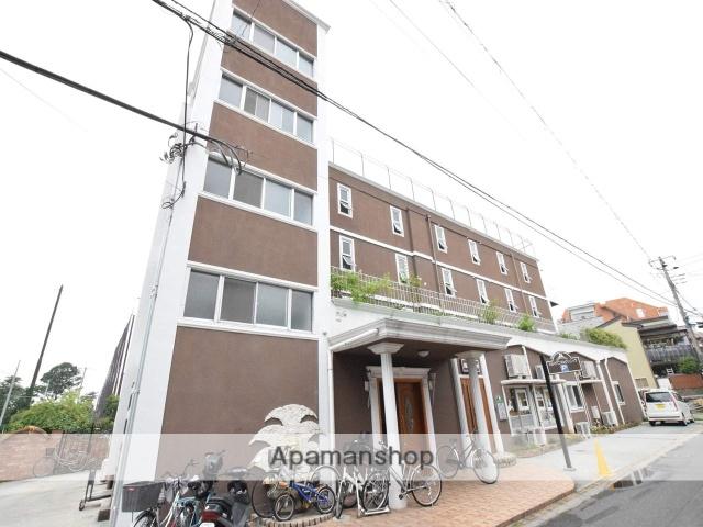 神奈川県相模原市南区、古淵駅徒歩20分の築47年 4階建の賃貸マンション