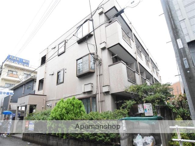 神奈川県相模原市南区、小田急相模原駅徒歩2分の築28年 3階建の賃貸マンション