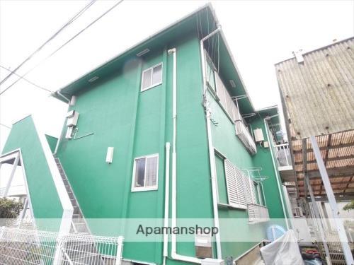 東京都町田市、町田駅徒歩15分の築33年 2階建の賃貸アパート