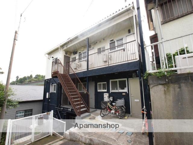 神奈川県座間市、相武台前駅徒歩14分の築32年 3階建の賃貸アパート