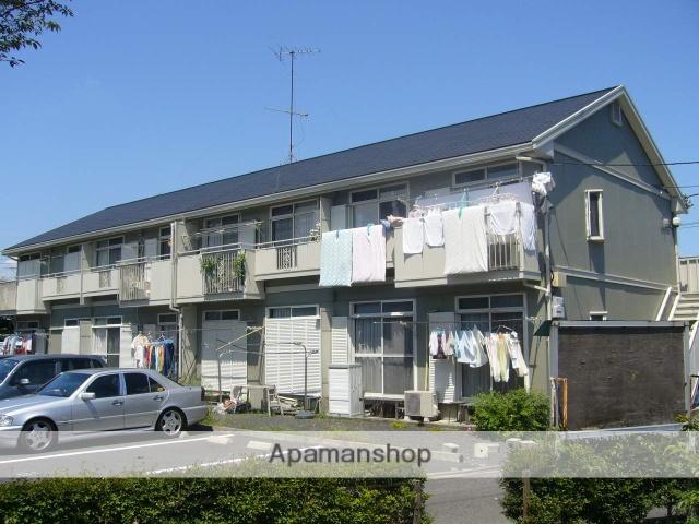 神奈川県相模原市南区、原当麻駅徒歩8分の築27年 2階建の賃貸アパート