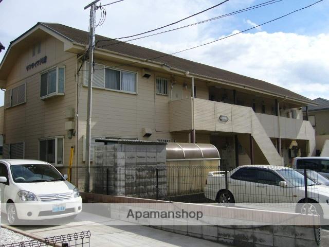 神奈川県相模原市南区、相武台下駅徒歩12分の築30年 2階建の賃貸アパート