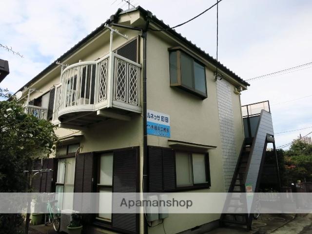 神奈川県相模原市南区、町田駅徒歩10分の築29年 2階建の賃貸アパート