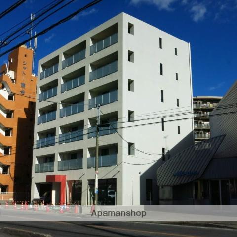 神奈川県相模原市南区、相模大野駅徒歩18分の築2年 6階建の賃貸マンション