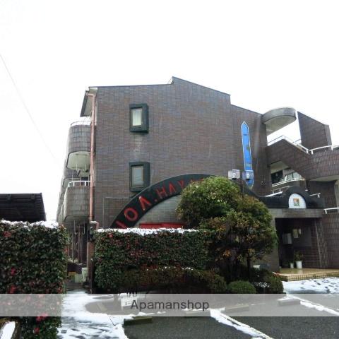 神奈川県座間市、相武台前駅徒歩7分の築28年 3階建の賃貸マンション