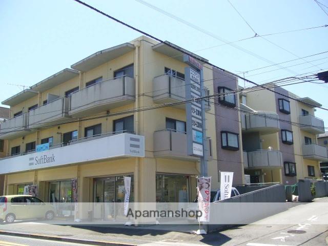 東京都町田市、町田駅徒歩20分の築30年 3階建の賃貸マンション