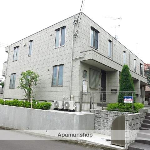 東京都町田市、成瀬駅徒歩8分の築5年 2階建の賃貸マンション