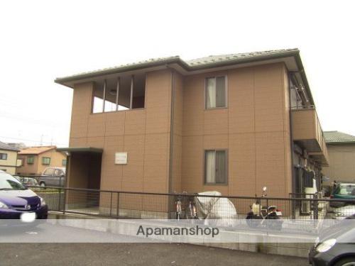神奈川県相模原市南区、小田急相模原駅徒歩25分の築15年 2階建の賃貸アパート