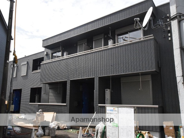 神奈川県座間市、相武台前駅徒歩3分の新築 2階建の賃貸マンション
