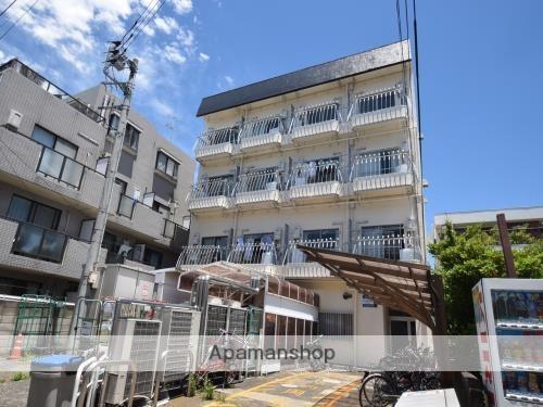 神奈川県相模原市南区、小田急相模原駅徒歩8分の築45年 4階建の賃貸マンション