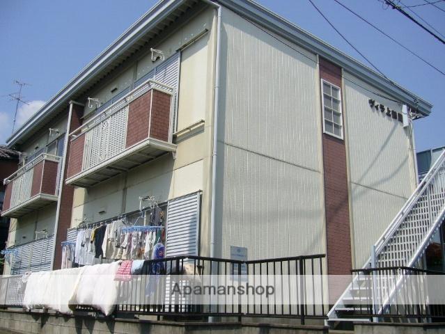 神奈川県相模原市南区、東林間駅徒歩13分の築29年 2階建の賃貸アパート