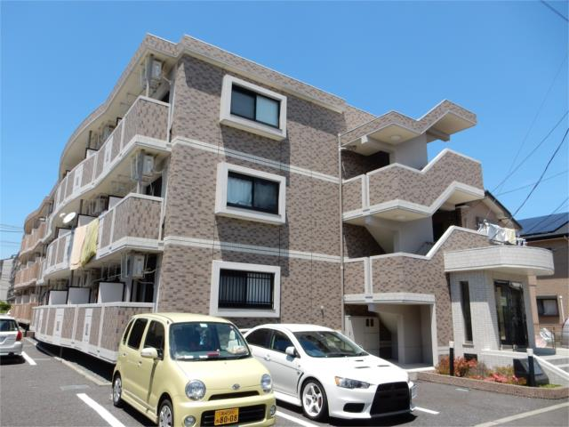神奈川県相模原市南区、小田急相模原駅徒歩25分の築9年 3階建の賃貸マンション