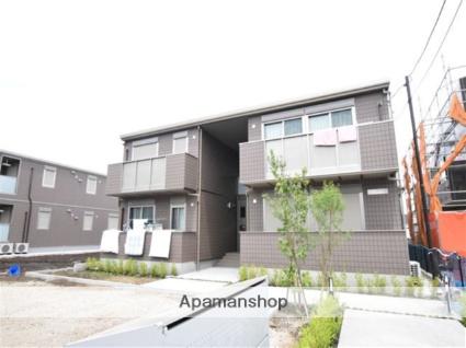 神奈川県座間市、座間駅徒歩20分の新築 2階建の賃貸アパート