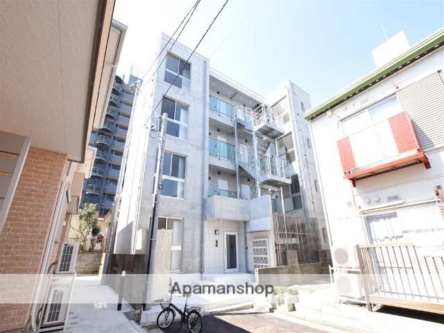 神奈川県相模原市南区、小田急相模原駅徒歩4分の新築 4階建の賃貸マンション
