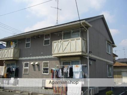 神奈川県大和市、南林間駅徒歩8分の築21年 2階建の賃貸アパート