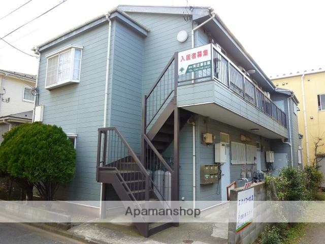 神奈川県相模原市南区、下溝駅徒歩28分の築27年 2階建の賃貸アパート