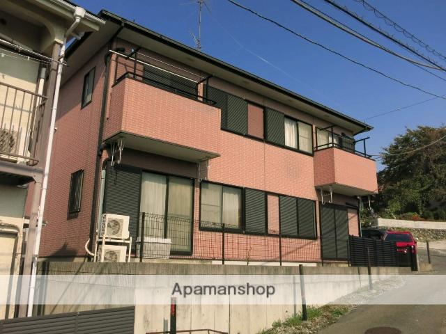 神奈川県座間市、入谷駅徒歩11分の築16年 2階建の賃貸アパート
