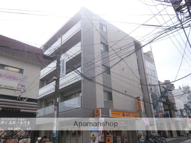 神奈川県相模原市南区、小田急相模原駅徒歩3分の築5年 5階建の賃貸マンション