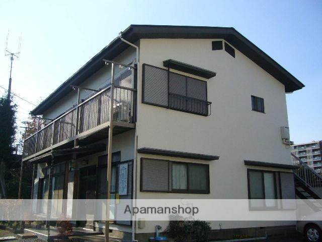 東京都町田市、町田駅徒歩12分の築35年 2階建の賃貸アパート
