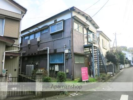 神奈川県座間市、相武台前駅徒歩10分の築38年 2階建の賃貸アパート