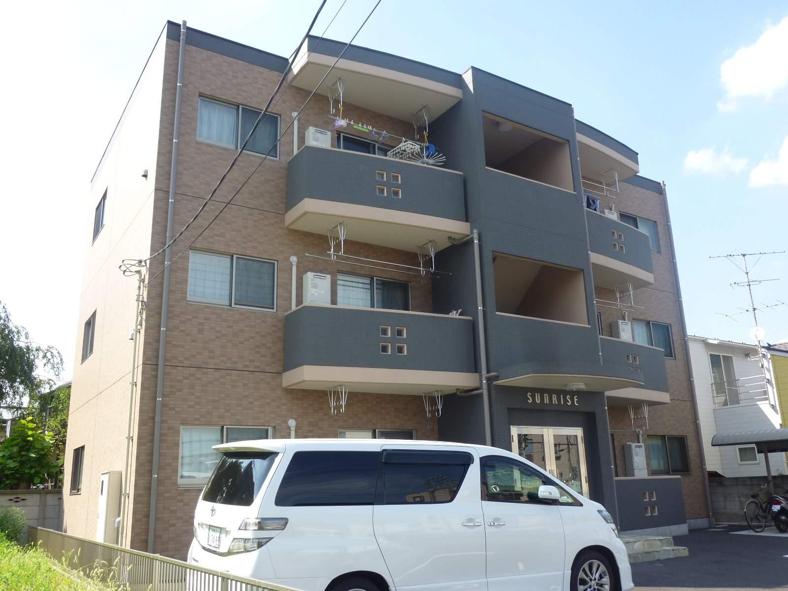 神奈川県座間市、相武台前駅徒歩6分の築6年 3階建の賃貸マンション