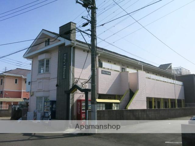 神奈川県座間市、入谷駅徒歩8分の築29年 2階建の賃貸アパート