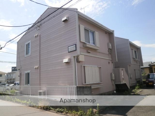 神奈川県座間市、相武台前駅徒歩5分の築32年 2階建の賃貸アパート