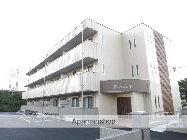東京都町田市、玉川学園前駅徒歩17分の築4年 3階建の賃貸マンション