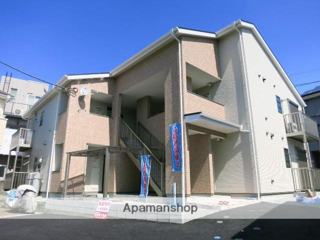 神奈川県相模原市南区、相武台前駅徒歩3分の築3年 2階建の賃貸アパート