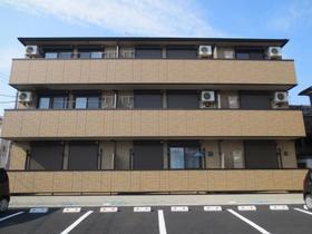 神奈川県座間市、相模大塚駅徒歩27分の築4年 3階建の賃貸アパート