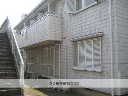 神奈川県相模原市南区、東林間駅徒歩10分の築28年 2階建の賃貸マンション