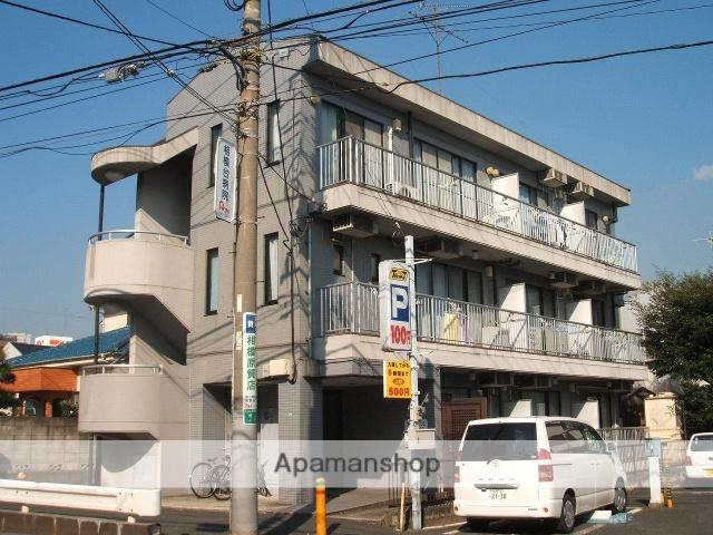 神奈川県相模原市南区、小田急相模原駅徒歩5分の築25年 3階建の賃貸マンション