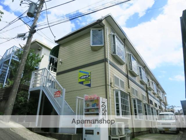 神奈川県座間市、入谷駅徒歩14分の築29年 2階建の賃貸アパート