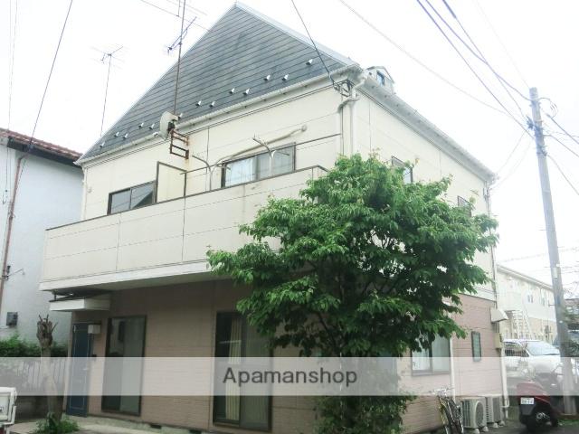 神奈川県相模原市南区、小田急相模原駅徒歩24分の築24年 3階建の賃貸テラスハウス