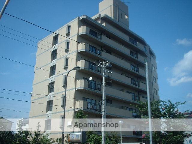 神奈川県相模原市南区、古淵駅徒歩3分の築25年 8階建の賃貸マンション