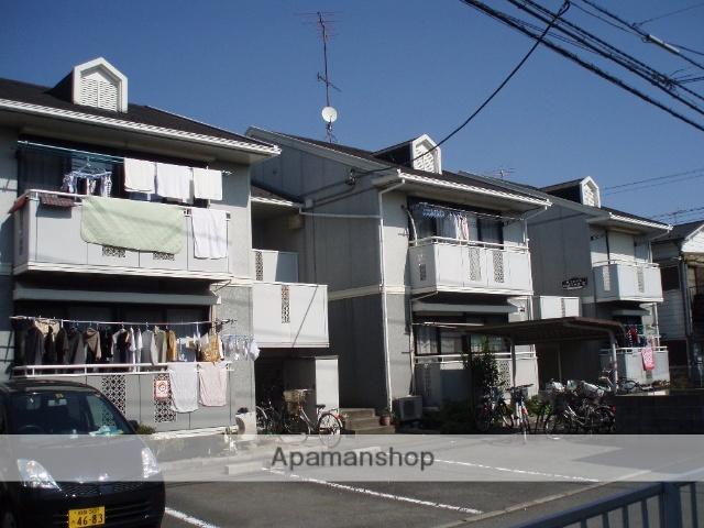 神奈川県座間市、南林間駅徒歩18分の築23年 2階建の賃貸アパート