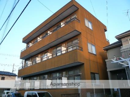 神奈川県座間市、南林間駅徒歩20分の築21年 3階建の賃貸マンション