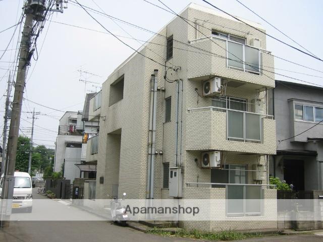東京都町田市、町田駅徒歩8分の築28年 3階建の賃貸マンション
