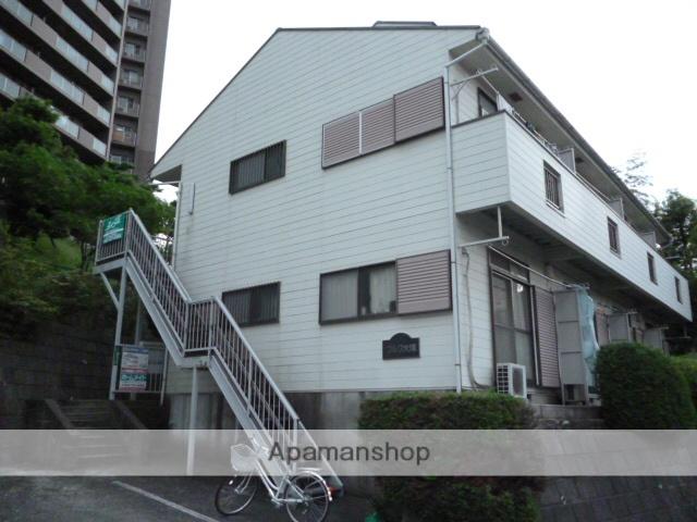 東京都町田市、町田駅徒歩30分の築30年 2階建の賃貸アパート