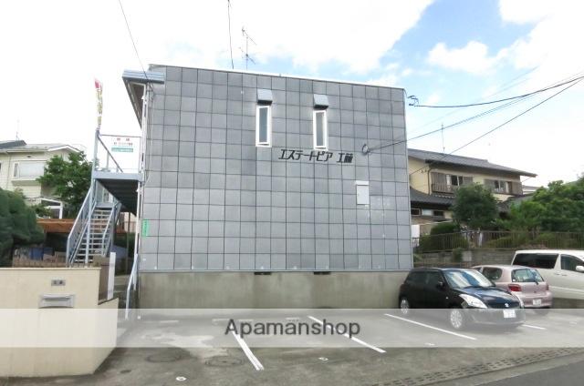 東京都町田市、町田駅徒歩10分の築28年 2階建の賃貸アパート