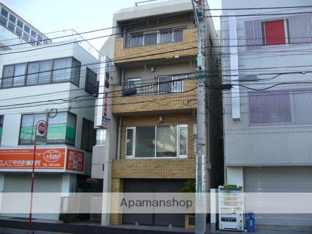 東京都町田市、町田駅徒歩10分の築31年 4階建の賃貸マンション