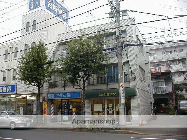 東京都町田市、町田駅徒歩11分の築38年 3階建の賃貸マンション