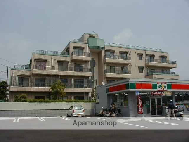 東京都町田市、町田駅徒歩15分の築30年 4階建の賃貸マンション
